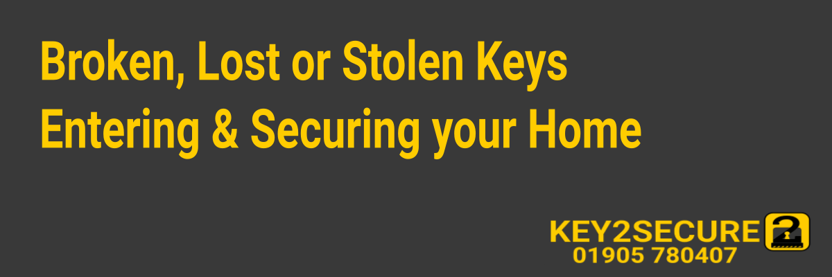 Have you broken into your own home?