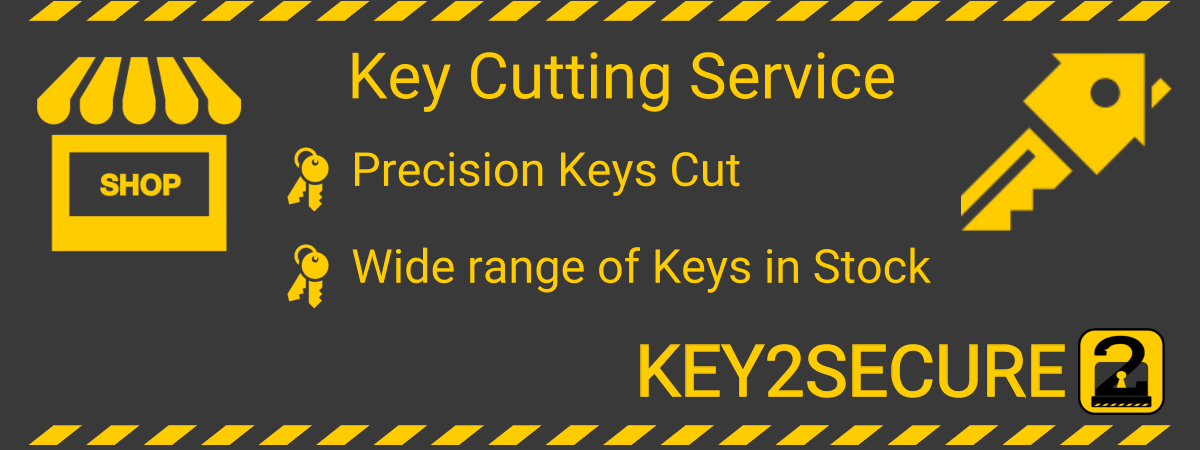 Key Cutting service in Worcester