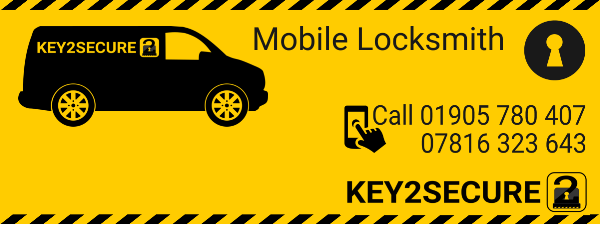 Mobile Locksmith in Worcestershire 01905 780407