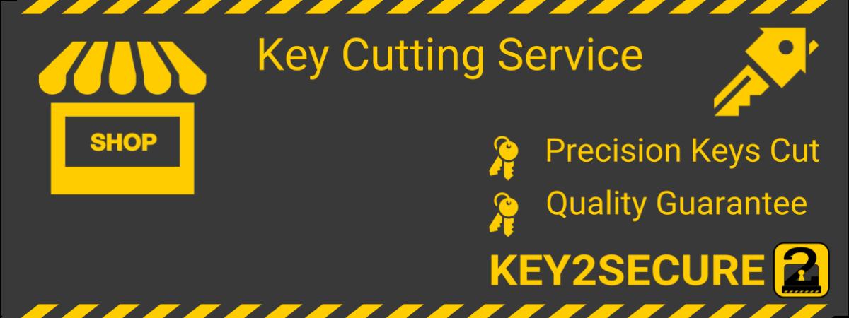 Key Cutting Service & Shop