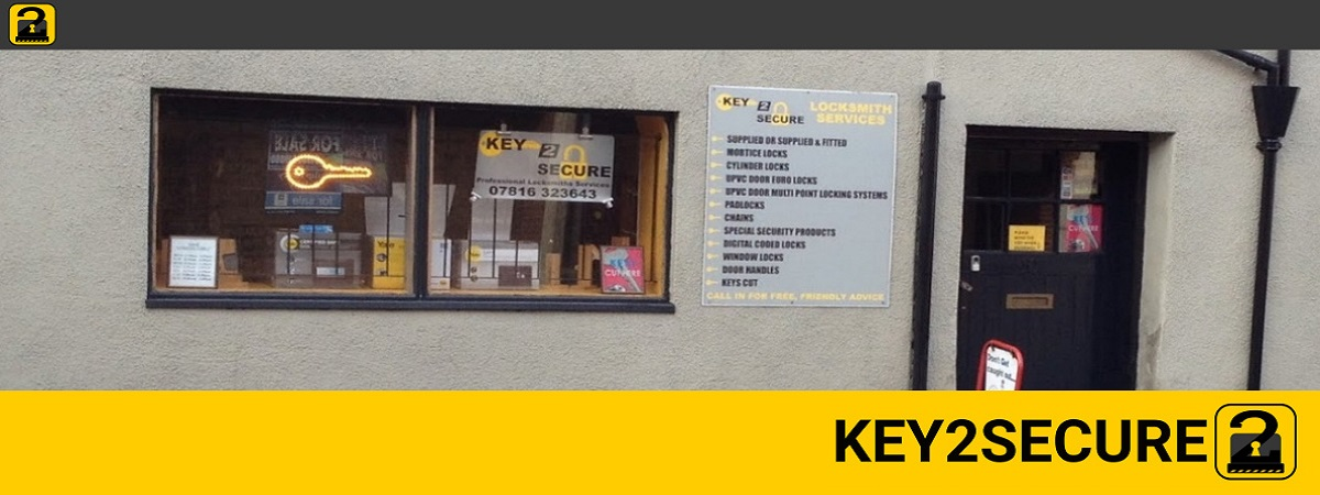 Key Cutting Shop Worcester | Key2Secure