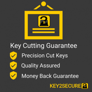 Money Back Guarantee on every Key copys