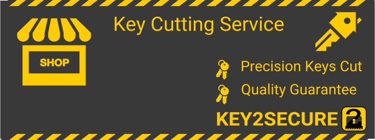 Key Cutting Service & Shop